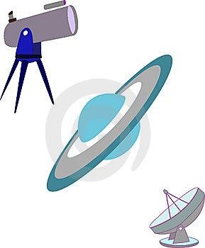 Astronomy Royalty Free Stock Image - Image: 8212306