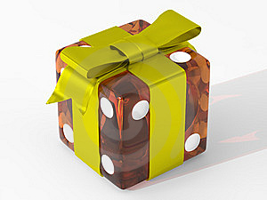 Cube Stock Photo - Image: 8212360