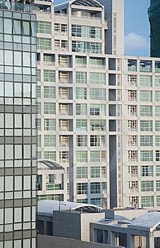 High-rise Stock Image - Image: 8212481
