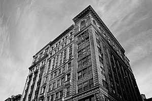 Manhattan Offices Royalty Free Stock Photography - Image: 8214997