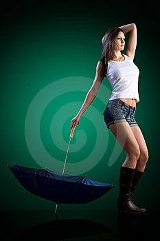 Fashion Woman Stock Photos - Image: 8215813