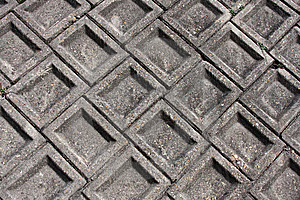 Urban Cement Wall Royalty Free Stock Images - Image: 8216219
