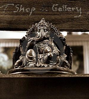 Ganesha Stock Image - Image: 8218561