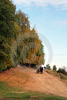 Autumn At Countryside Stock Photography - Image: 8218712