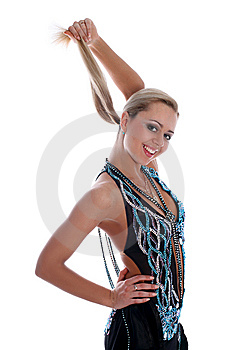 Latin Dancer Stock Photos - Image: 8219003