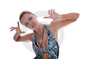 Latin Dancer Stock Photos - Image: 8219103