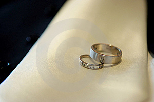 Wedding Rings Stock Images - Image: 8219174