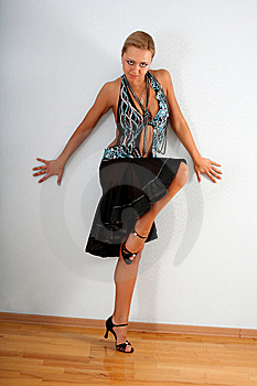 Latin Dancer Stock Photo - Image: 8219480