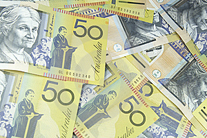 Fifty Dollar Notes Royalty Free Stock Image - Image: 8223206