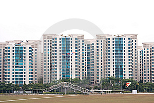 Modern Residence Exterior Royalty Free Stock Photography - Image: 8223897