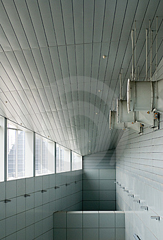 Modern Building Interior Royalty Free Stock Photography - Image: 8224007