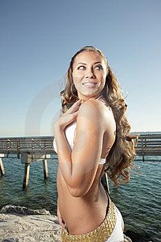 Sexy Young Supermodel Stock Photos - Image: 8224253