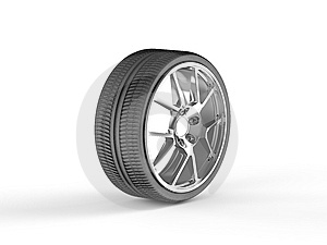 Car Wheel Stock Photography - Image: 8224902