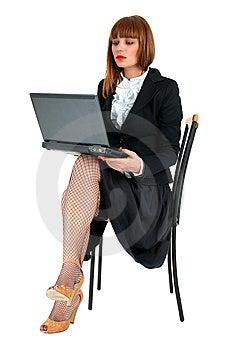 Business Woman Stock Photos - Image: 8225053