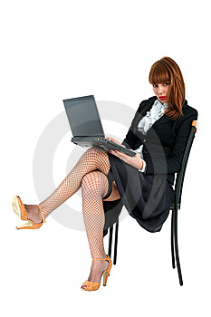 Businesswoman Royalty Free Stock Images - Image: 8225109