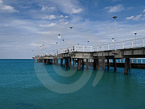 Pier Royalty Free Stock Image - Image: 8225966