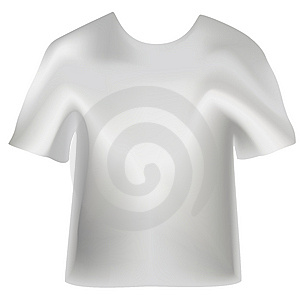 Vector T-shirt Royalty Free Stock Photos - Image: 8227698
