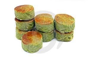 Mung Bean Cake Stock Image - Image: 8228881