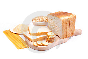 Fresh Bread And Wheat Royalty Free Stock Photos - Image: 8229988