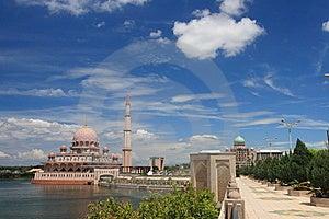Putrajaya Royalty Free Stock Photography - Image: 8232037