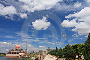 Putrajaya Royalty Free Stock Photo - Image: 8232065