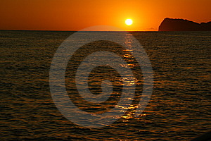 Sunrise South Pacific Ocean Royalty Free Stock Photo - Image: 8233245