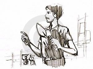 Arbeiter Stockbilder - Bild: 8233614
