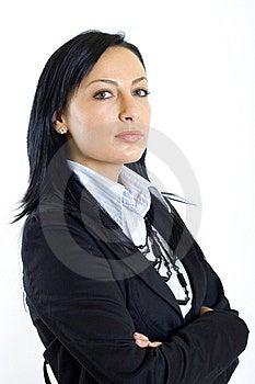 Attractive Businesswoman Stock Photos - Image: 8233953