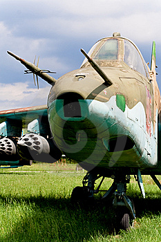 Military Aircraft Royalty Free Stock Photography - Image: 8235227