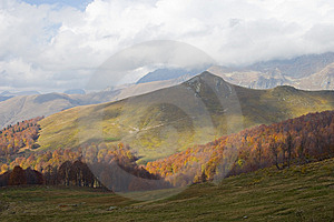 The Caucasus Royalty Free Stock Images - Image: 8235979
