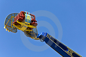 Amusement Park Detail Image Royalty Free Stock Image - Image: 8237226