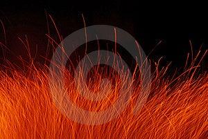Sparks Stock Photos - Image: 8239203