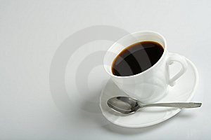 Cup Of Coffee Royalty Free Stock Images - Image: 8242159