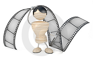 Film Industry, Conception Stock Images - Image: 8242704