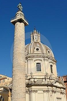 Rom Nahe Marktplatz Venezia Stockfotografie - Bild: 8243952