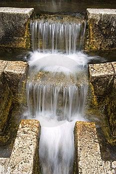 Stone Waterfall Stock Photo - Image: 8244610