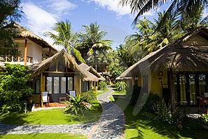 Resort Stock Photography - Image: 8245832