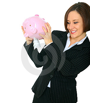 Harvesting Interest Gain Royalty Free Stock Images - Image: 8246499