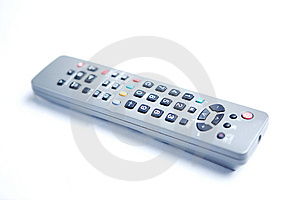 Tv Remote Control Stock Photography - Image: 8246552