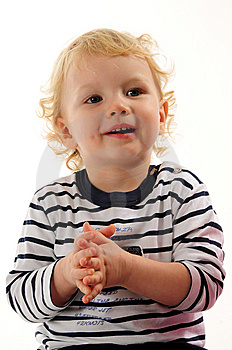 Gorgeous Little Boy Stock Images - Image: 8246754