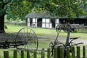 Polish Village Royalty Free Stock Photo - Image: 8247045