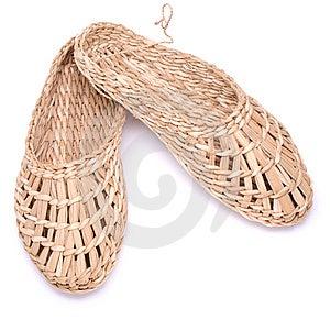 Calçados Antigos Do Russo Fotografia de Stock - Imagem: 8247732