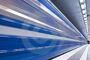 Subway Stock Photo - Image: 8251530