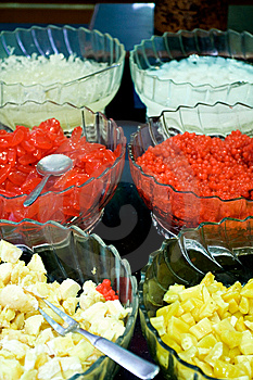 Asia Dessert Refreshment Royalty Free Stock Images - Image: 8253179