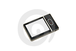 Multimedia Mp3 Player Stock Photos - Image: 8253983