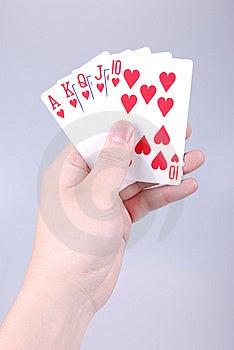 Stock Photo: Poker Stock Images - Image: 8254384