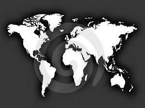 Map Royalty Free Stock Images - Image: 8254889