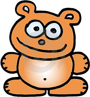 Crazy Bear Royalty Free Stock Image - Image: 8255156