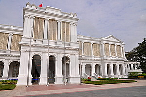 Istana Building Royalty Free Stock Images - Image: 8255289