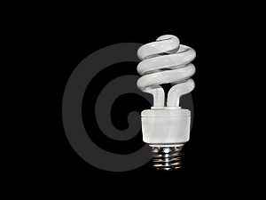 Fluorescent Bulb Royalty Free Stock Photography - Image: 8255577